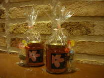 春を感じよう♪ほんのり桜色・美味【桜ジャム】&カラフルミニ飴付プラン