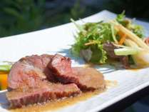 希少な伊豆牛のサーロインステーキ!ご用意できるのは伊豆高原でも数件!