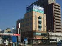 ホテル駅前