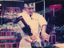 グルメ通にオススメ!『料理の鉄人』にも出演した経歴を持つ主人による1ランクUPの本格懐石が愉しめる。