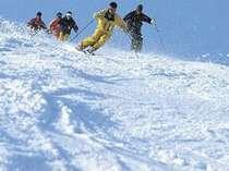 奥只見丸山でスキー&スノボーを思う存分お楽しみください!