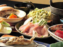 *ビールのお共に熱々の天ぷらをはじめ地元新潟の美味しい料理に舌鼓!