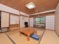 和室10畳は東館、南館にございます。