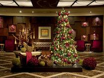クリスマスロビー(イメージ)