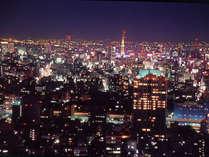 北側の客室からは、名古屋市街をご覧いただけます。