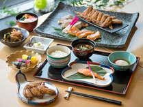 朝食ブッフェイメージ(和食)