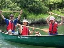 【夏旅】夏遊び&温泉まるごと!川治で涼夏をアクティブに堪能!『カヌー体験』付き特別プラン♪