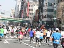 【事前予約開始】東京マラソン参加!&応援宿泊エグゼクティブROOMプラン(カロリーメイト付き)