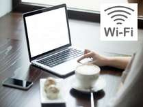 Wi-Fi 使用できます。