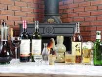 ☆お酒は長野県産の地酒・焼酎・ワインに加え、フランス・チリなど外国産のワインもご用意。