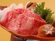 新潟県産和牛を使ったすき焼きは業界の平均(60g)1.5倍 90g 肉量!