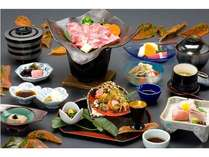【ぎふ旅】飛騨牛陶板焼(お肉メイン)料理or和食会席からお料理が選べるプラン