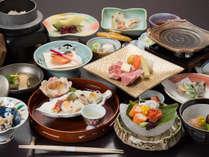 マロニエ会席・・・せっかくの旅行です。いい温泉にいい料理を楽しもう!
