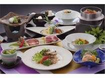 ◆初夏を味わう◆阿蘇美豚と阿蘇赤牛のプチ贅沢プラン♪<個室食事処>【ファミリー】