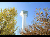 五稜郭タワー外観