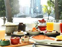【じゃらん秋SALE】-朝食-今だけ嬉しいお値引き!新潟の美味しいがギュッと♪選べる和洋食