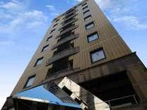 ☆福岡アルティ・イン 外観です☆ 10F建てのビジネスホテル♪