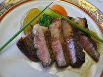 肉質柔らか~い♪福島牛ステーキ