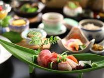 【彩の料理 一例】お造り 海鮮盛り合わせ