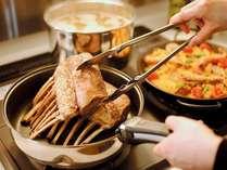 全室キッチン付☆お部屋で料理をお楽しみ頂けます。