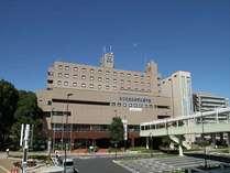 クリスタルホテル南千里駅より徒歩1分