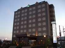 ホテルグランティア知床斜里駅前