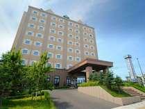 平成19年8月7日オープン。斜里町では最も新しいホテルです。