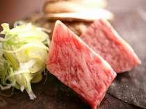 飛騨牛朴葉味噌焼きはホテルオリジナルブレンドの自家製味噌は絶品!