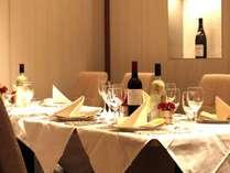 レストラン・個室「ブラッスリー・ローリエ」営業時間(6:30-21:00)