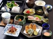 料理写真【大元】四季折々の食材をお楽しみください。