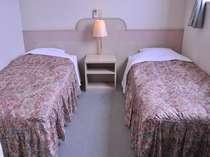 【お部屋】ツインルーム・一例
