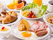 朝食改革推進中