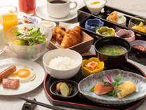 コロナ感染拡大防止の為当面の間朝食はセットメニューとなります。