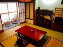スタンダード和室 8畳「羽衣」コンパクトでカップルやひとり旅のに人気