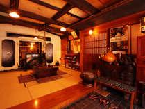 【ロビー】芦名へようこそ♪昭和初期の趣ある雰囲気と親しみやすい接客が人気です(^^)