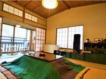 懐かしさを感じる昭和初期当時の純和室 (8畳+踏込・縁側) (部屋例)
