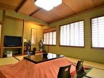 広々とした和室15畳『高砂の間』  は、ゆったりとお寛ぎいただけます。