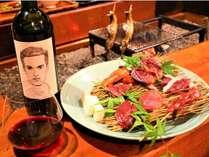 会津名物【ジビエ】 さまざまなジビエを芦名流の食べ方でどうぞ♪
