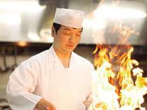 中華レストラン「マンダリンコート」山本料理長