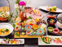 クラウンパレスの休日<日本料理コース>
