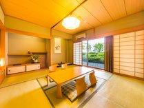 ◆和室(8+4.5畳または10+3畳)◆落ち着きのあるお部屋