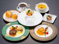 クラウンパレスの休日【2食付・フランス料理コース】