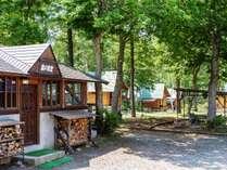 森の食堂。GW、夏季は朝ピザ体験も楽しめる!大きな石窯のある「森の食堂」