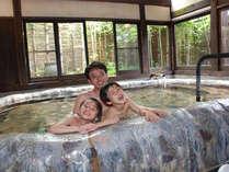 宿泊の方は無料の家族風呂です