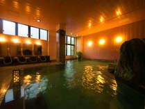 ◆館内大浴場(男湯)◆(朝は男女入れ替えております)