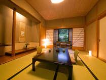 ◆バス付き和室(10~12帖)‐白木館客室‐◆