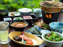 ◆朝食◆静かな時の中で、一日をすこやかに始める