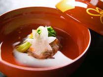 ◆料理一例◆手の込んだ一品一品が、目から愉しみを与えます