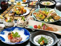 """◆極上美味プレミアム会席◆日本料理マイスターに認定された、当館料理長が腕をふるう""""食の真髄"""""""
