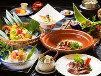 """◆極上美味プレミアム会席◆ 日本料理マイスターに認定された、当館料理長が腕をふるう""""食の真髄"""""""